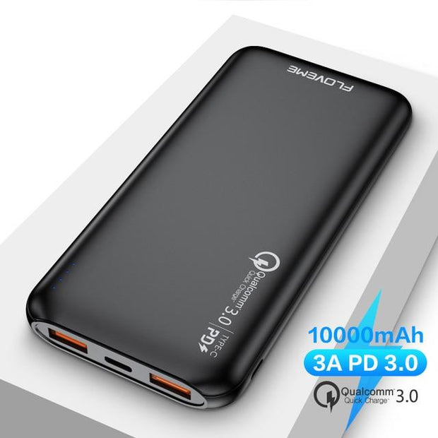 Quick Charger 3.0 Power Bank - Elite Worldwide Co
