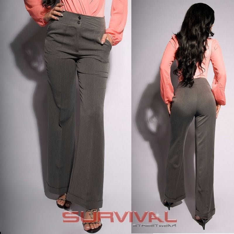 Marlene High Waist Dress Pants
