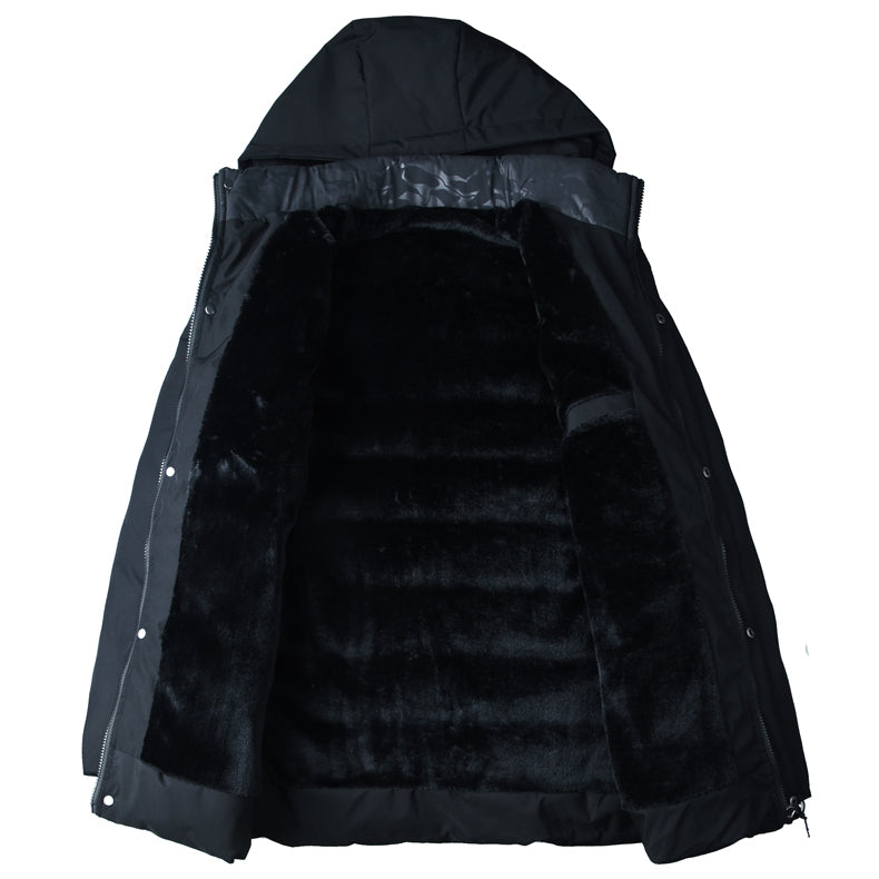 Puffer Padded Coat
