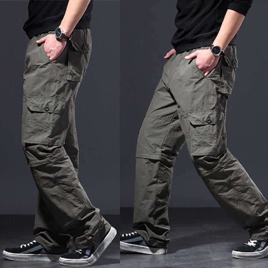 Cargo 2-In-1 Shorts Pants
