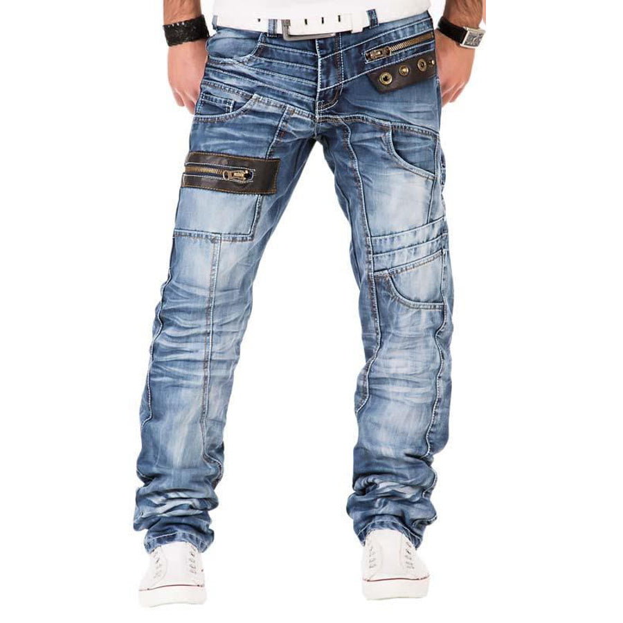 Kosmo Lupo Jeans KM012 Front
