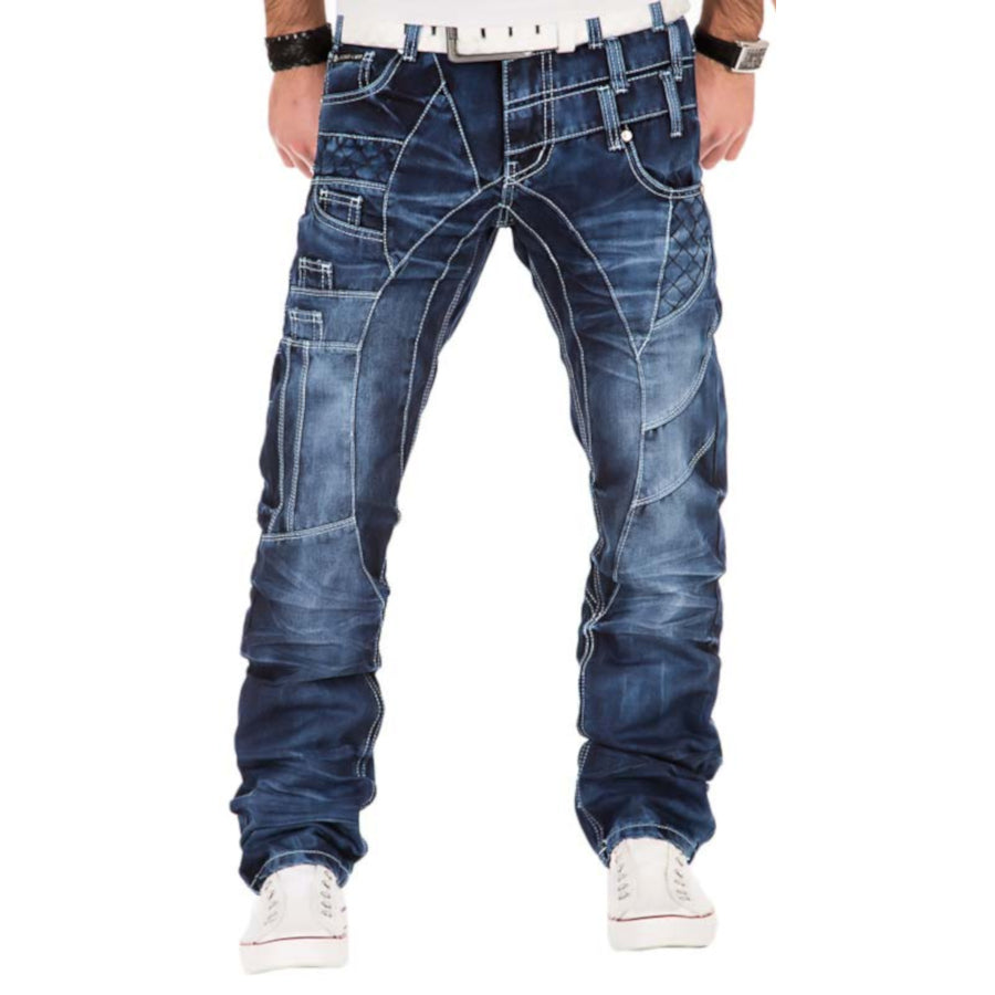 Kosmo Lupo Jeans KM040 Front
