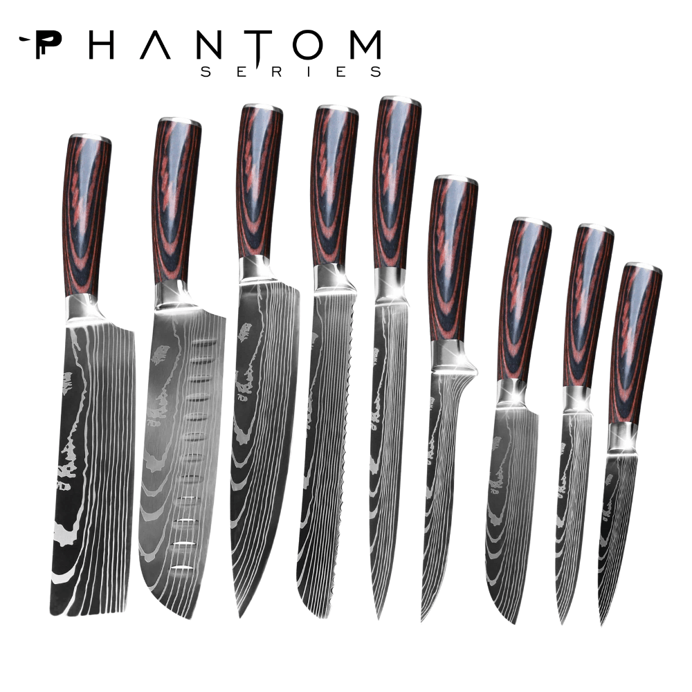 Phantom series - Chefs Bundle
