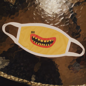 Camp Collection Big Mouth Face Mask