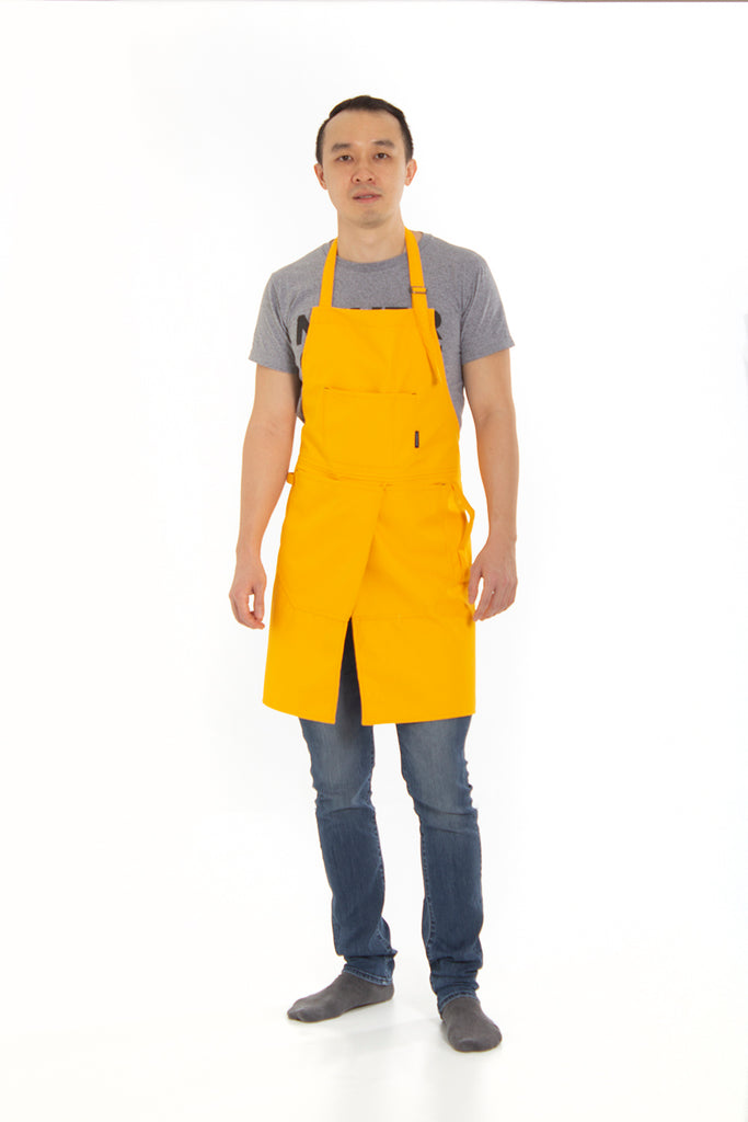 Apron Porta Yellow Sunflower