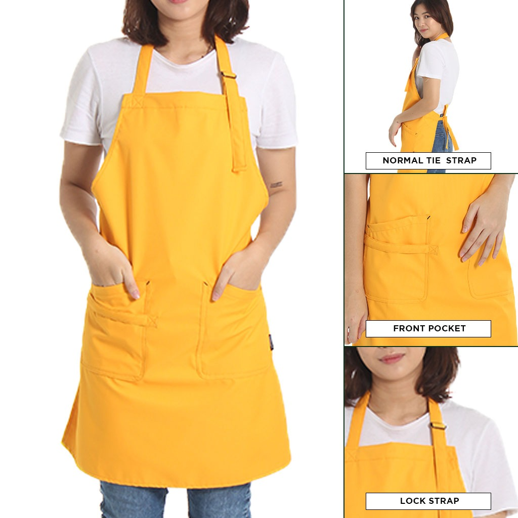 Apron Testa Yellow Sunflower