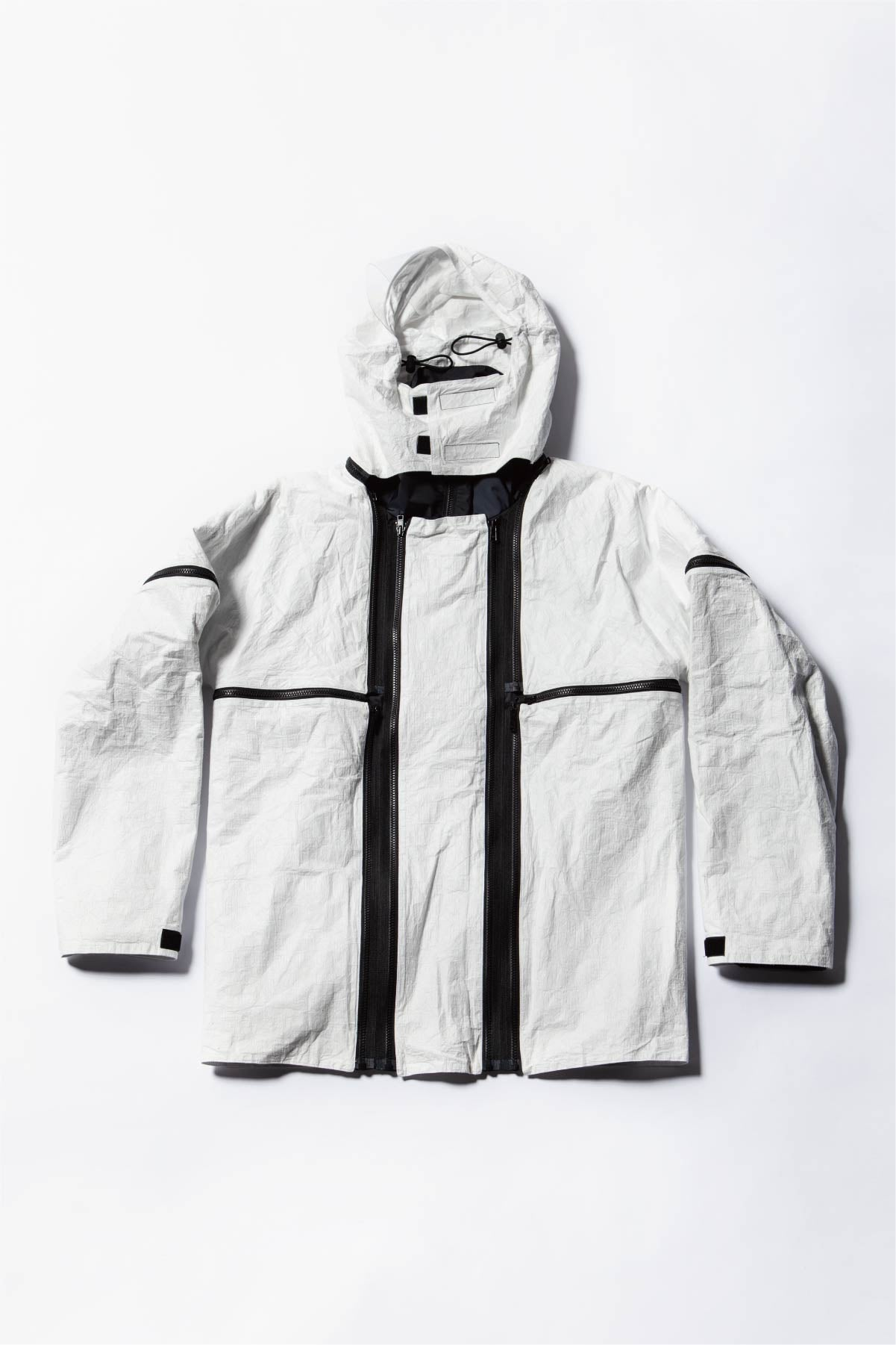 Made to Order Shell jacket + Tyvek parts Set