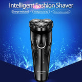 Flyco Professional Shaver Intelligent Washed