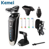 Kemei Rechargeable Men's Electric Shaver
