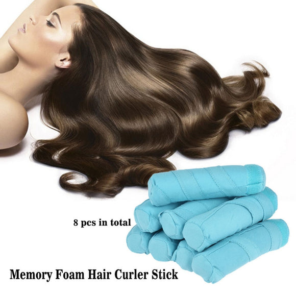 8pcs Hair Rollers