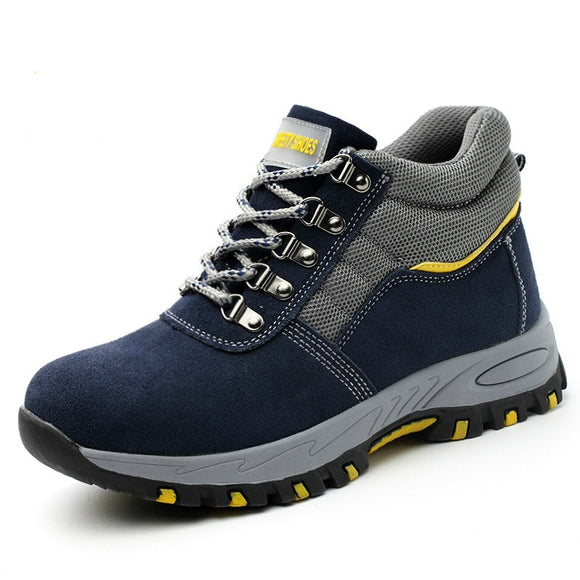Winter Men Safety Work Boots