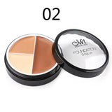 M.n Menow Double-effect Waterproof Oil Control Foundation