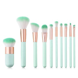 10pcs/lot Makeup Brush Tools Face