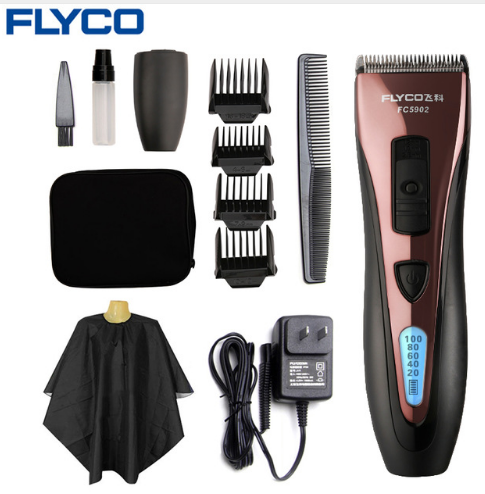 FLYCO Professional Stainless Steel Hair Trimmers