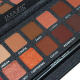 IMAGIC  14 Color Matte Nude Eye Shadow Pallete Cosmetics
