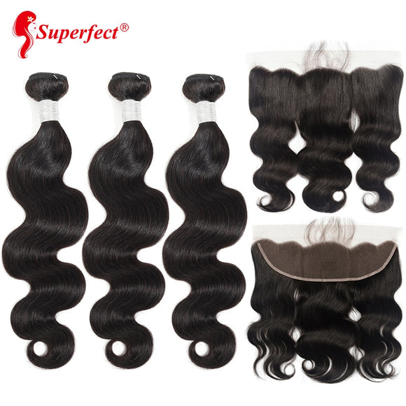 Superfect Body Wave Bundles