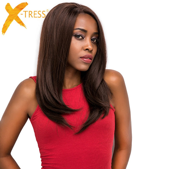 X-TRESS Synthetic Lace Front Wigs