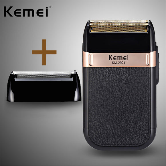 Kemei Rechargeable Cordless Shaver
