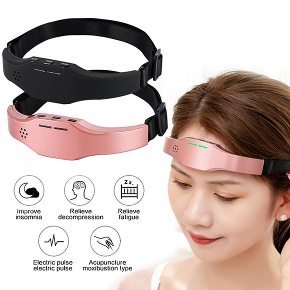 Portable Electric Head Massager