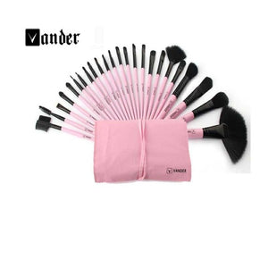 Vander Professional 24/22pcs Set Makeup Brushes
