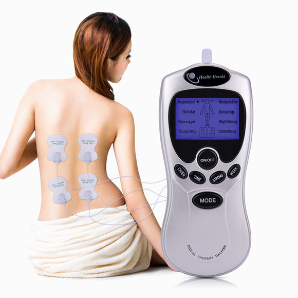 4 models EMS Electric herald Tens Acupuncture Body Massage
