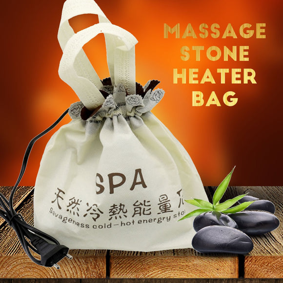 Natural Massage hot stone