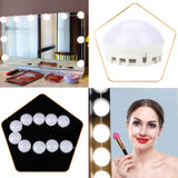 Vanity LED Mirror Light Kit