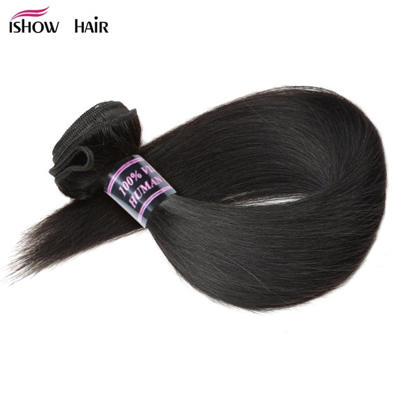 Ishow Brazilian Straight Hair