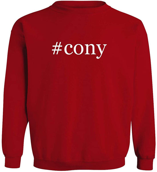 #cony - Men's Soft & Comfortable Long Sleeve T-Shirt