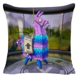 Fashion new game fortress night linen home decoration sofa cushion cover 45*45cm bedside pillowcase car seat pillowcover