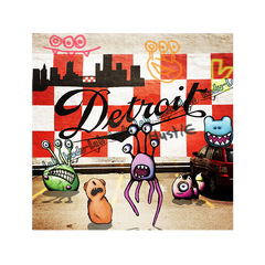 Critters in Detroit