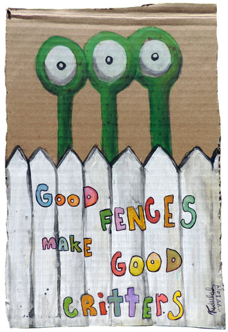 Good Fences Make Good Critters - kudu-lah