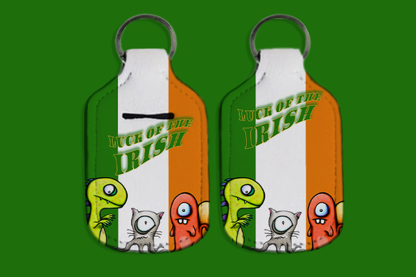 Sanitizer Holder, Luck of the Irish