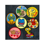 Pick 3 Patches