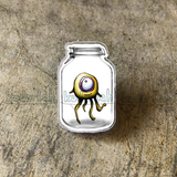 Collectible Pin, Skitch