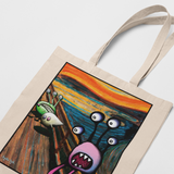 Tote, Scream in Natural