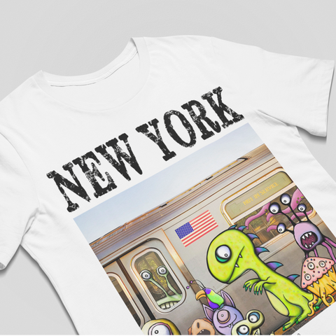 New York Not in Service Unisex Tee