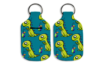 Sanitizer Holder, Tarley & Kiwi