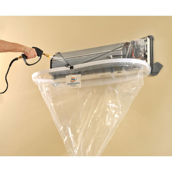 Split Spray Floor Mop: IAQ Supply House · Clean Mini Split