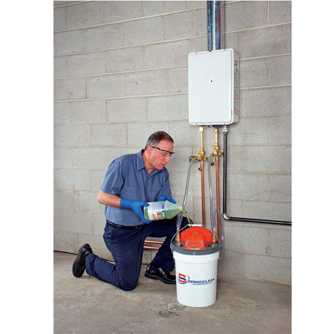 BucketDescaler Portable Hard Water Descaling System