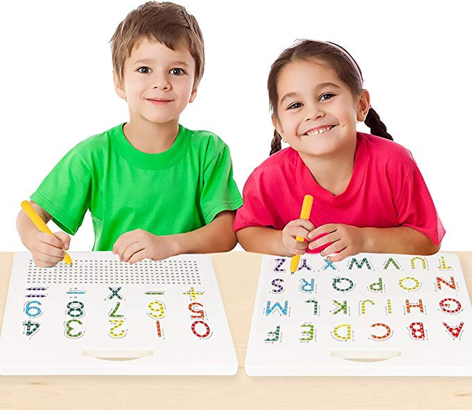 Magnetic Learning Board