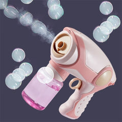 Bubble Smoke Gun Toy-50% OFF TODAY!