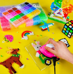 3D DIY Intelligence Educational Toy's