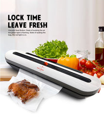 Electric Vacuum Food Saver -1 Year Warranty