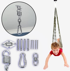 Mesh Swing For Parents & Kids