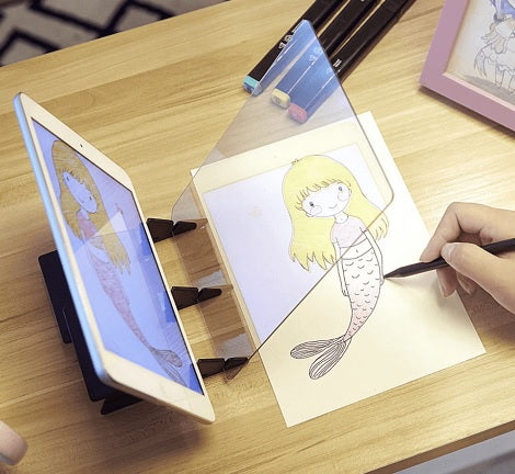 Simple Sketch Drawing Board- BUY 2 GET FREE SHIPPING