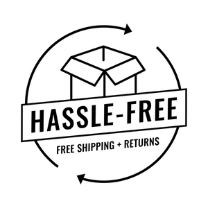 Hassle-Free Shipping & Returns