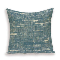 Abstract Colorful Cushion Cover Boho Shabby Chic Throw Pillow Case Linen Cushions Covers Farmhouse Decor Cushions Fodere Cuscini