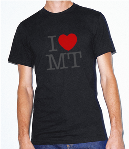 I love MT shirt