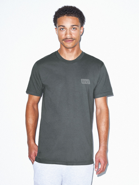 KND Double Grey tee